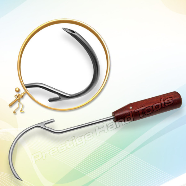 Wire Passer Guide orthopedic Veterinary surgery with fibre handle ...