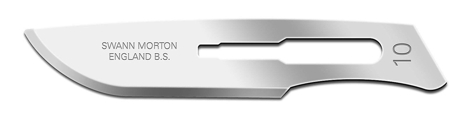 Swann Morton Scalpel Blades Non Sterile Surgical /& Craft Blades Blue Box Type